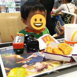 子ども(幼児)が野菜を食べません