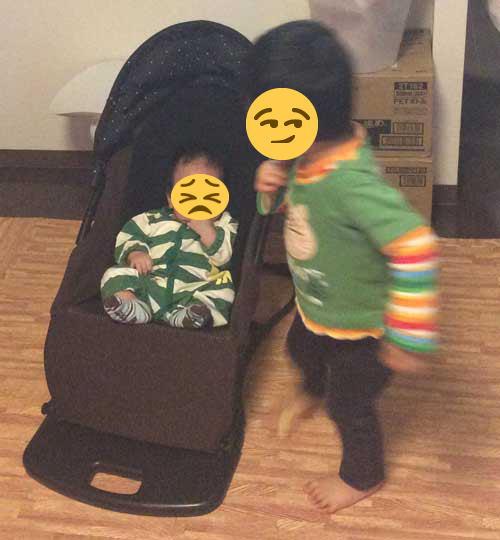 2人目の育児は1人目よりも大変?