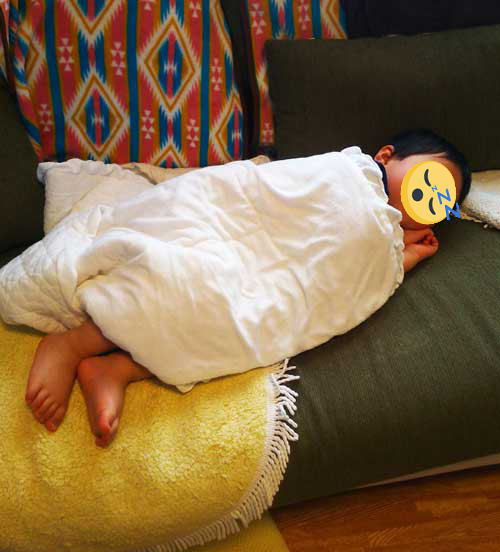 こども(幼児)の昼寝について