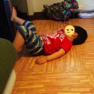 2歳半の子供のイヤイヤ期対策
