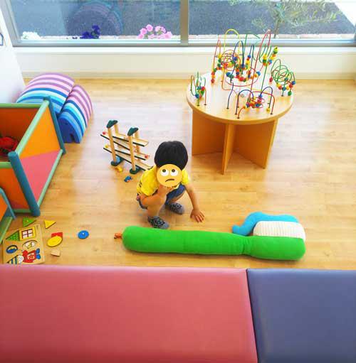 2歳半の子供はじめての歯医者