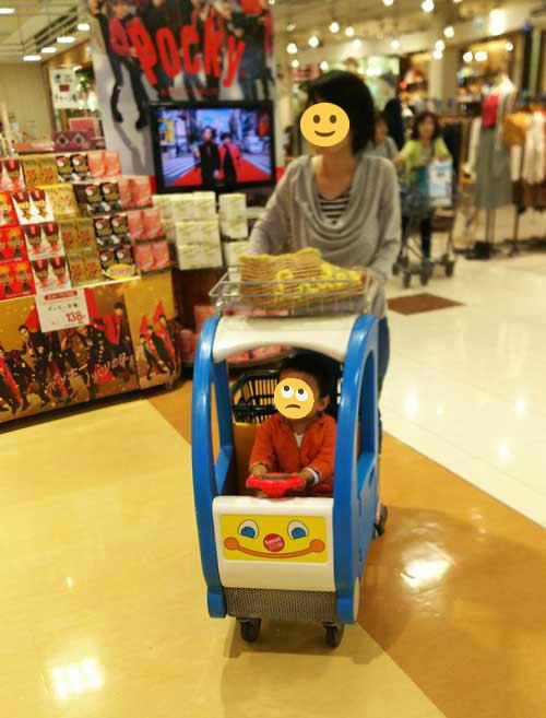 小さい子供、幼児との買い物は幼児教育にもなる?