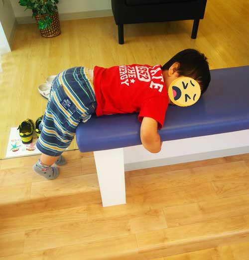 2歳児のカリオスタット検査(虫歯リスク検査)