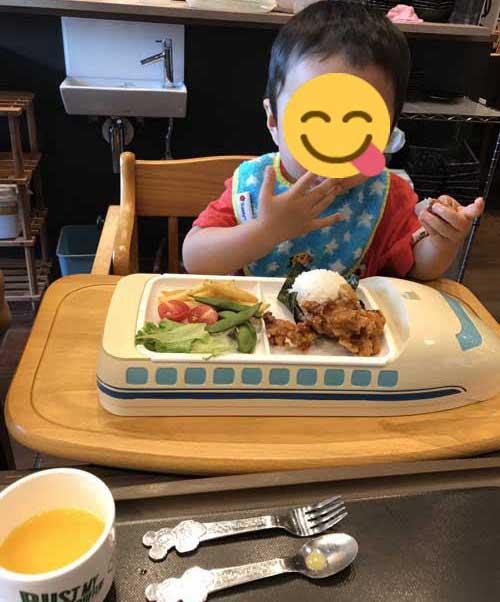 子供(幼児)と外食に行く際に注意したいこと