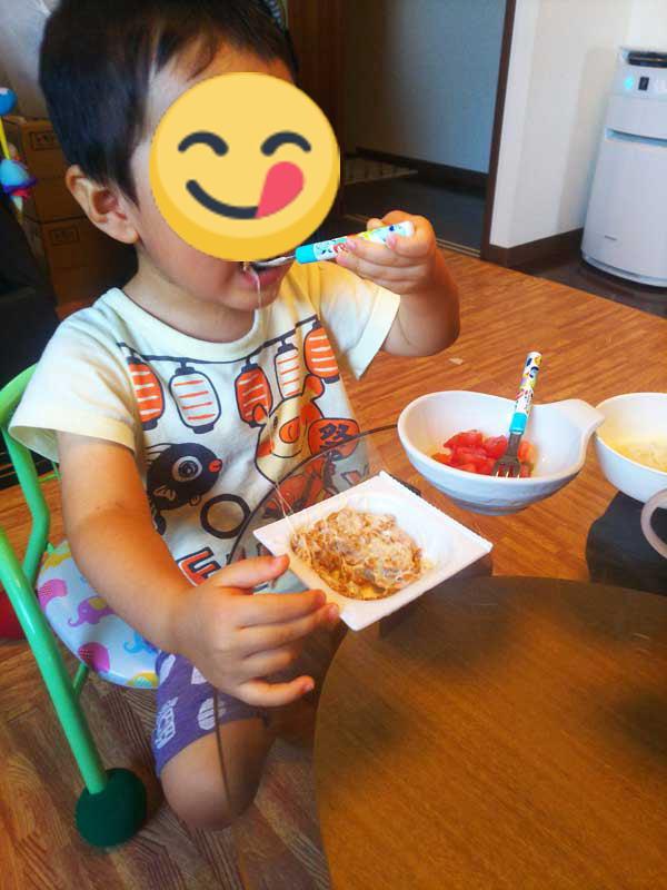 少食で好き嫌いが多い2歳10ヶ月の子供の食生活と対策