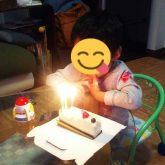 3歳誕生日を迎えた長男と3歳児の平均を比較してみました