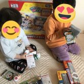 3歳長男のクリスマスプレゼント