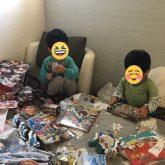 5歳長男、2歳次男のクリスマスプレゼントは?